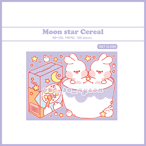cereal moon star (70g)