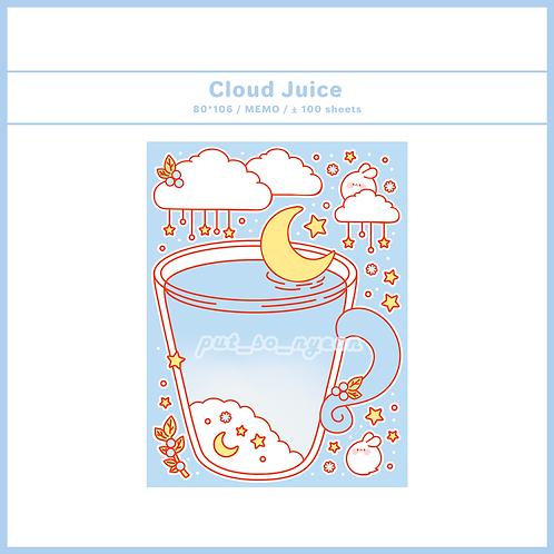 cloud juice (70g)