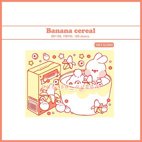 cereal banana (70g)