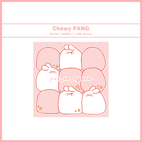chewy PANG (70g)