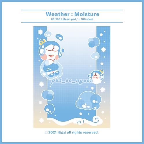 weather : moisture (70g)