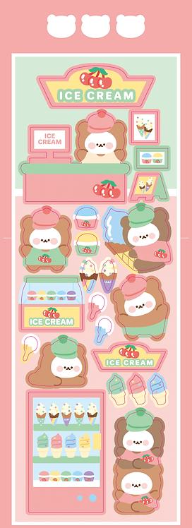 ice cream (5g)