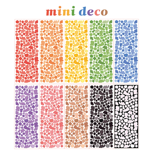 mini deco seal pack (50g)