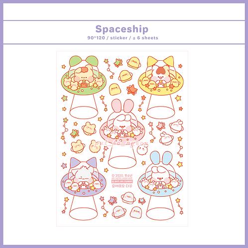 spaceship (30g)
