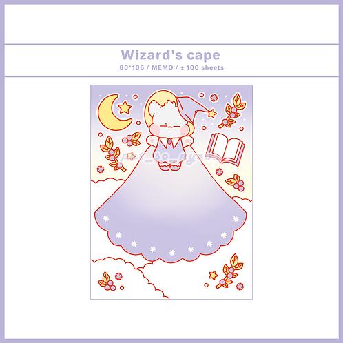 wizard cape purple (70g)