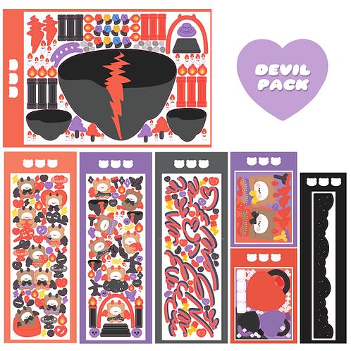 devil pack (5g)
