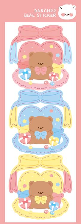 big ribbon bear (5g)