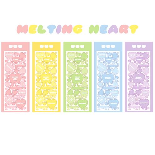 melting heart seal pack (25g)