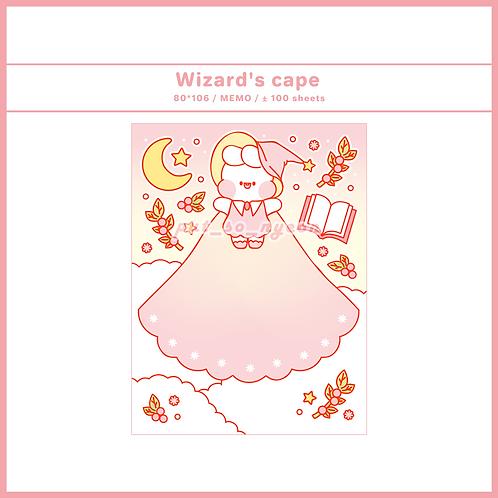 wizard cape pink (70g)