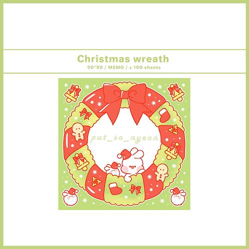 christmas wreath (70g)