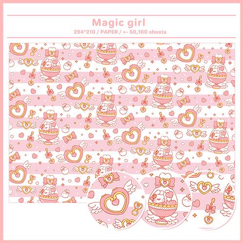 paper : magical girl (250g,500g)