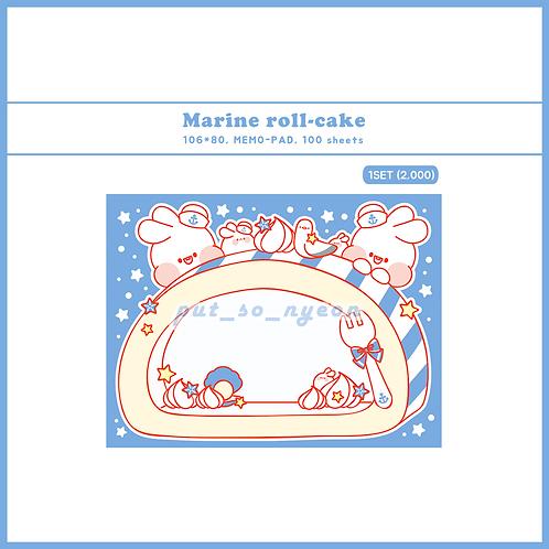 marine roll cake (70g)