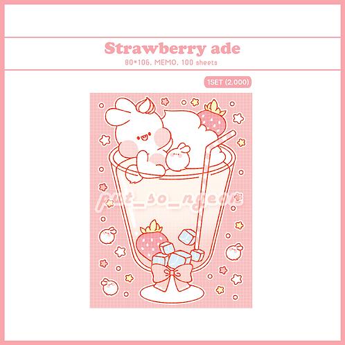 ade strawberry (70g)