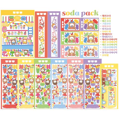 soda pack (5g)