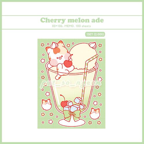 ade cherry melon (70g)