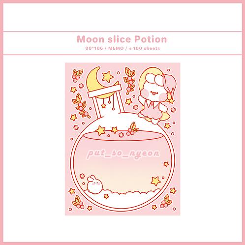 moon slice potion (70g)