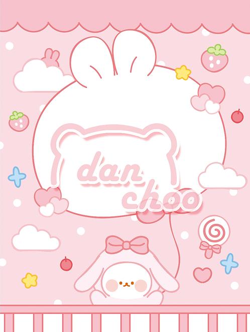 rob bunny ballon (70g)