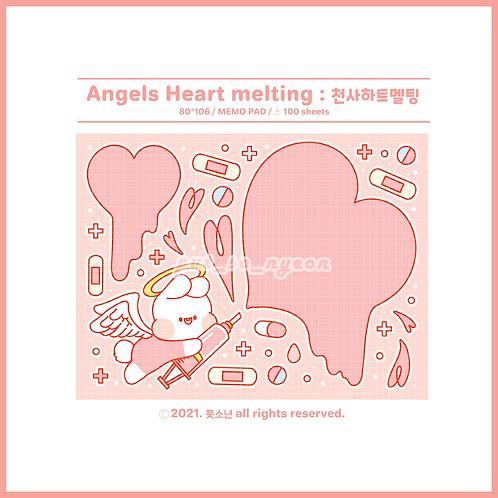 angel heart melting (70g)