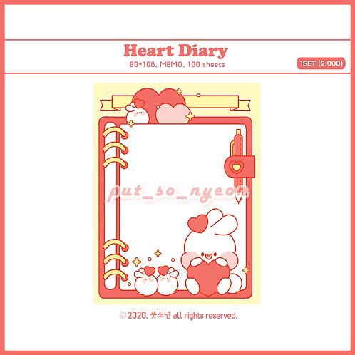 diary unicorn red (70g)