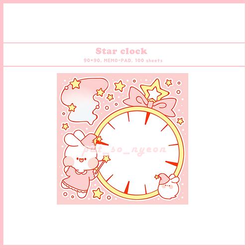 star clock  (70g)