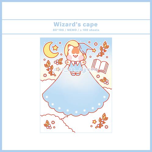 wizard cape blue (70g)