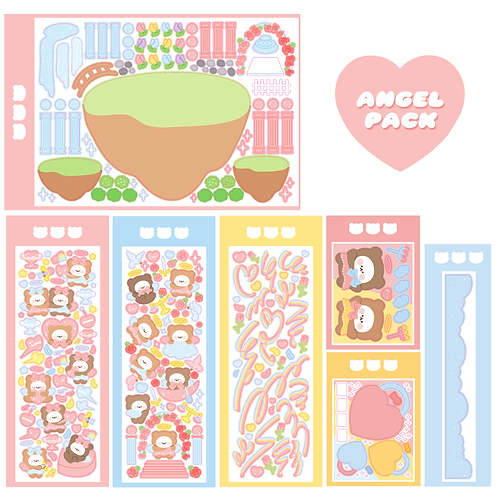 angel pack (5g)