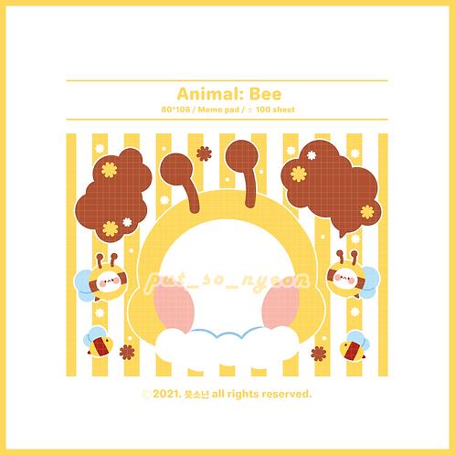 animal : bee (70g)