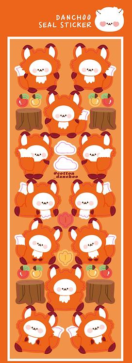 red fox (5g)