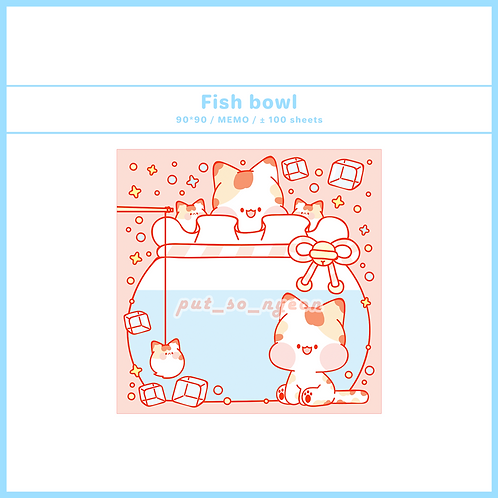 fish bowl (70g)