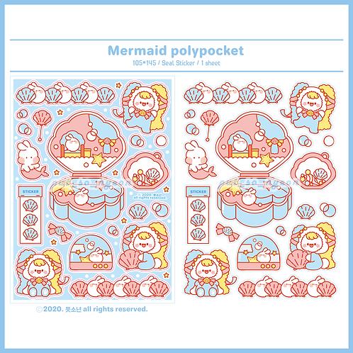 polypocket  mermaid (5g)