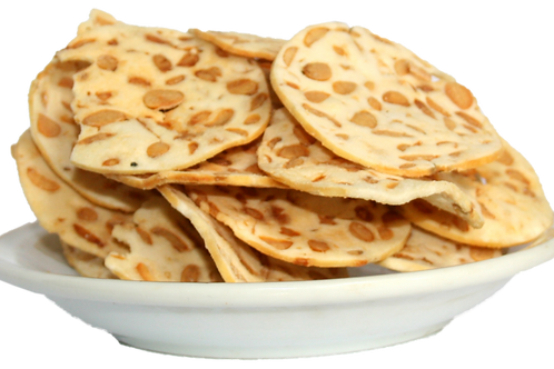 Naan Paratha with Curd & Butter