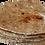 Thumbnail: Bhakri Paratha with Curd & Butter