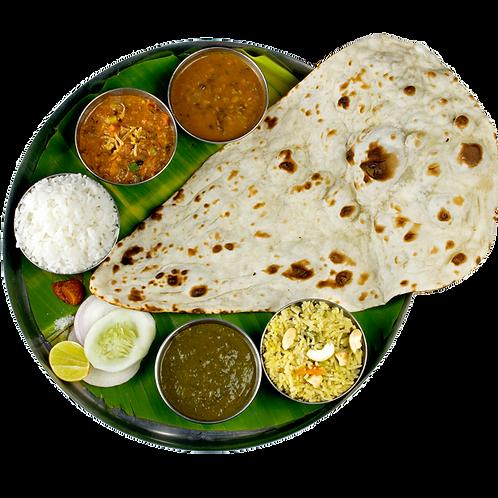 Maharashtri Thali