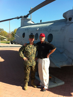 Sgt Gunner Jake Taylor & Pat