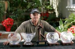 4 Time World Long Drive Champion