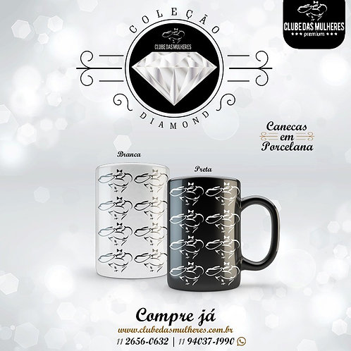 Caneca Exclusiva Strong - Clube das Mulheres