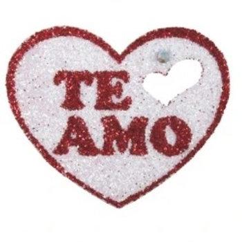 Tatuagem Adesiva - Linha Sexy Coração TeAmo
