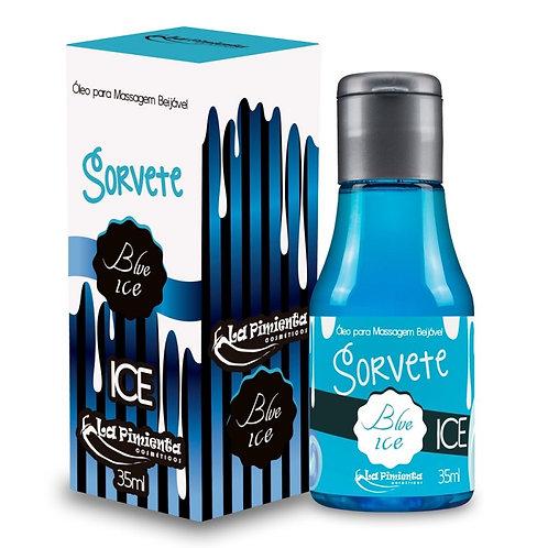Gel Beijável -Blue Ice