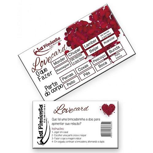 Raspadinha Love CARD
