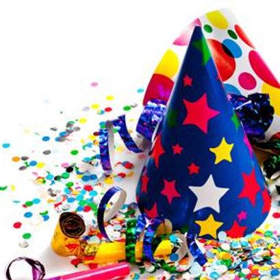 Kit festa divertido