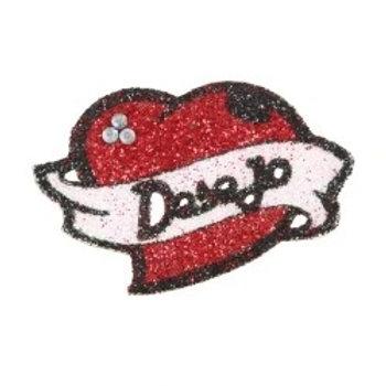 Tatuagem Adesiva- Linha Sexy Coração Desejo