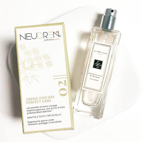Neudren® Crema Viso H24 Perfect Care 50ml