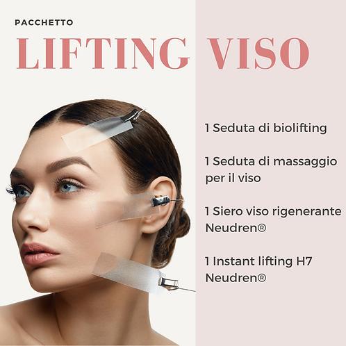 Pacchetto Lifting viso