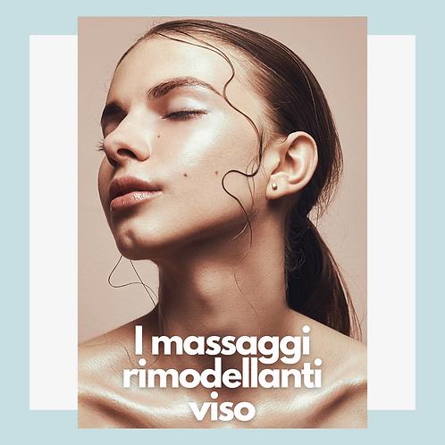 File massaggi rimodellanti viso