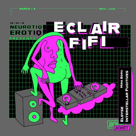 Neurotiq Erotiq 08 • 03 • 19