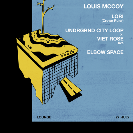 Elbow Space 27 • 07 •19