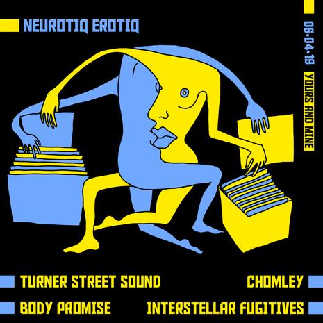 Neurotiq Erotiq 06 • 04 • 19