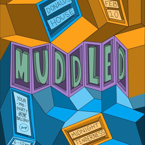 Muddled 10 • 02 • 18