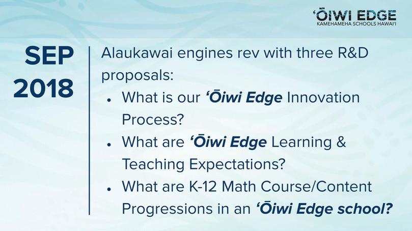 ʻŌiwi Edge Moʻokūʻauhau Milestones_v.26J