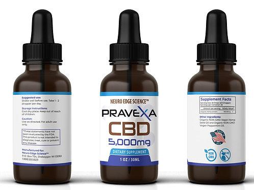Pravexa 3 Bottle Savings